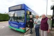 Passengers' plea as bus cancelled
